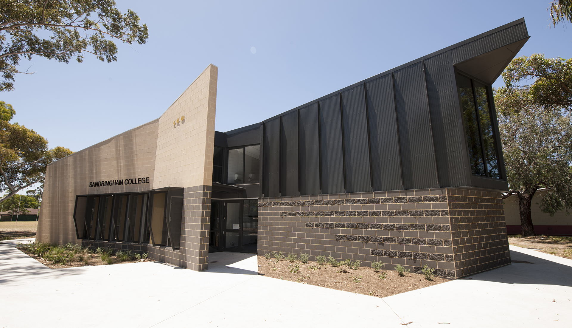 Sandringham Secondary College Middle School Facilities