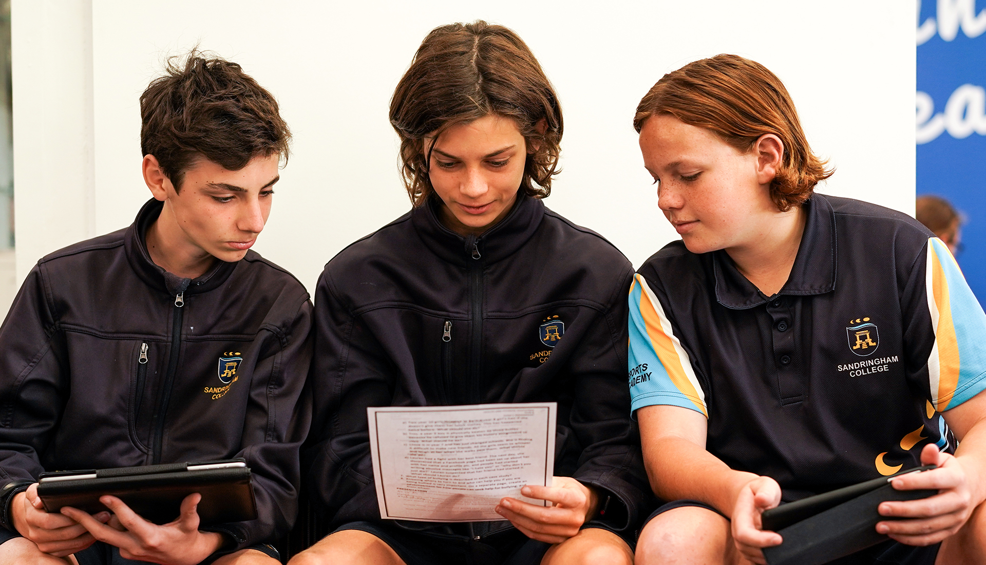 Sandringham Secondary College Year 9 Horizons Program